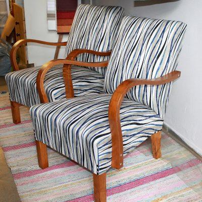 K-tuolien kunnostus ja verhoilu