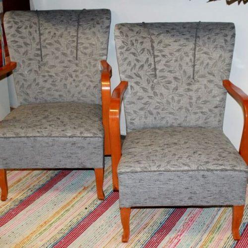 k-tuolit kuviokankaalla