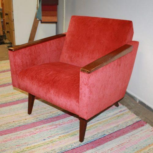 punainen nojatuoli